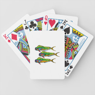 THE MIGRATION OF BICYCLE PLAYING CARDS