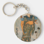 The Mikado, 'Pooh bah' Vintage Theater Keychain
