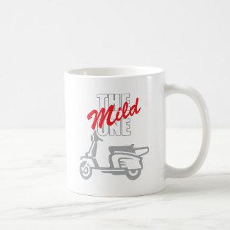 The Mild One Classic White Coffee Mug