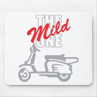 The Mild One Mouse Pad