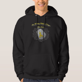 The Military Mother`s Prayer Hoodie