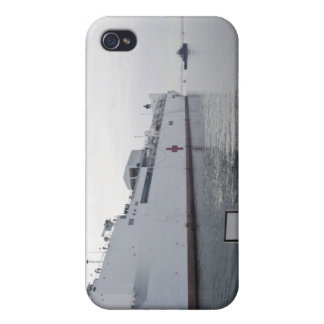 The Military Sealift Command hospital ship iPhone 4/4S Covers
