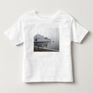 The Military Sealift Command hospital ship Shirt