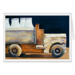 """ THE MILK TRUCK "" CARDS"