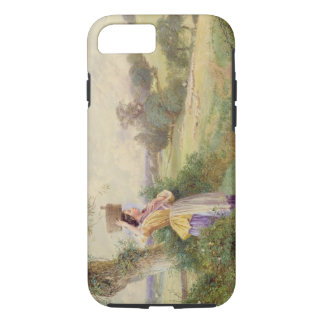 The Milkmaid, 1860 iPhone 7 Case