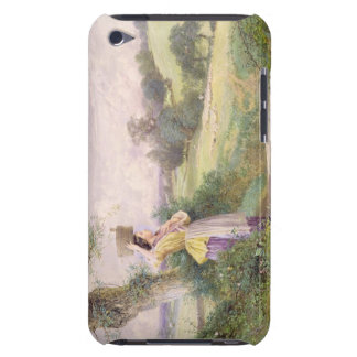 The Milkmaid, 1860 (w/c on paper) Barely There iPod Case