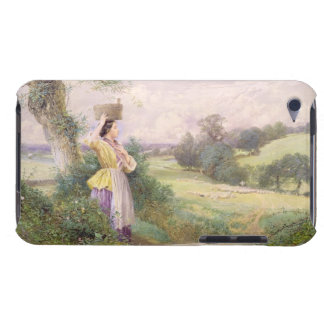 The Milkmaid, 1860 (w/c on paper) iPod Touch Cover