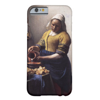 The Milkmaid by Johannes Vermeer Barely There iPhone 6 Case
