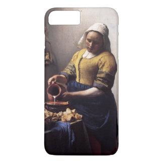 The Milkmaid by Johannes Vermeer iPhone 7 Plus Case