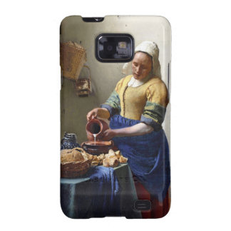 The Milkmaid, c.1658-60 (oil on canvas) Galaxy SII Cover