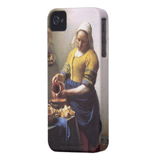 The Milkmaid iPhone 4 Covers