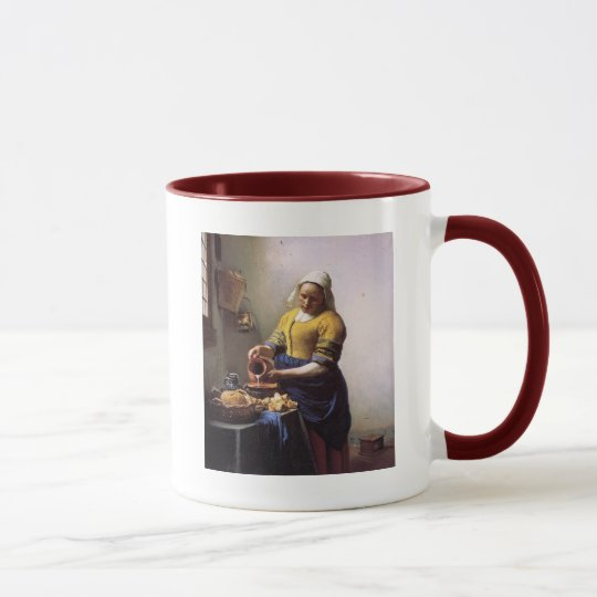 The Milkmaid Mug
