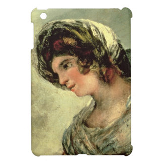 The Milkmaid of Bordeaux c 1824 oil on canvas Cover For The iPad Mini