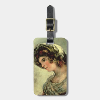 The Milkmaid of Bordeaux, c.1824 (oil on canvas) Tag For Luggage