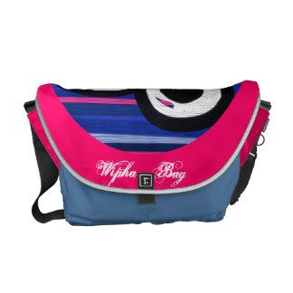 The Milky mouse head Bag Messenger Bag