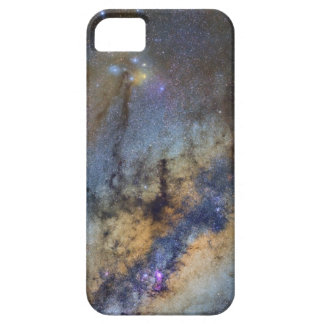 The Milky Way and constellations Scorpius, Sagitta iPhone 5 Cases