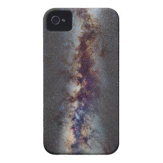 The Milky Way: from Scorpio, Antares and Sagitariu Carcasa Para iPhone 4