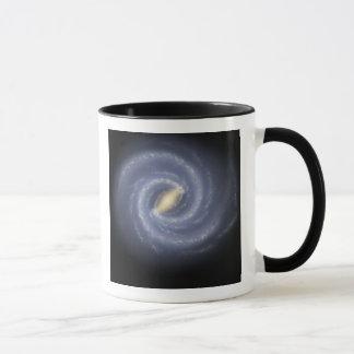 The Milky Way Galaxy Mug