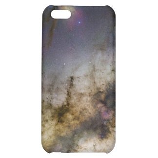The Milky Way Galaxy Starscape Cover For iPhone 5C