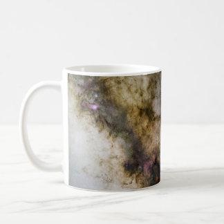 The Milky Way Galaxy Starscape Classic White Coffee Mug