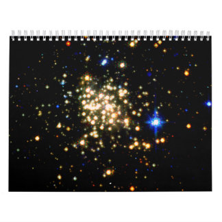 The Milky Way's Densest Star Cluster- The Arches Calendar