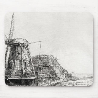 The Mill, 1641 Mouse Pad