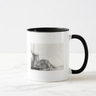 The Mill, 1641 Mug