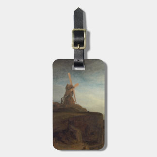 The Mill, 1645- 48 (oil on canvas) Bag Tag