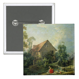 The Mill, 1751 Button