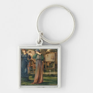 The Mill, 1872-80 Keychain