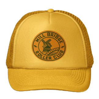 The Mill Bridge Roller Rink, Lyons, Illinois Trucker Hat