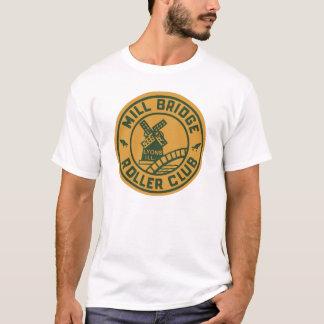 The Mill Bridge Roller Rink, Lyons, Illinois T-Shirt