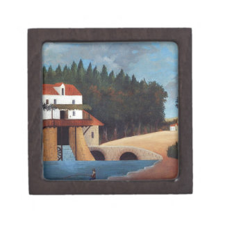 The Mill by Henri Rousseau Gift Box