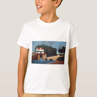 The Mill by Henri Rousseau T-Shirt