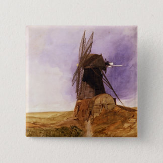 The Mill Pinback Button