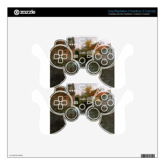 The Mill Pond by Frits Thaulow PS3 Controller Decals