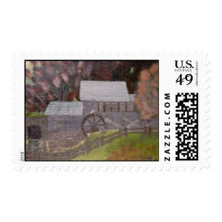 The Mill Stamps