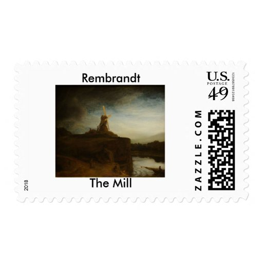 The Mill Postage