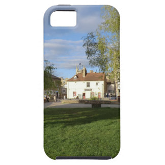 The Mill Pub and Mill Pond in Cambridge iPhone 5 Covers