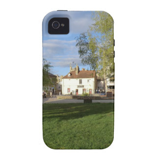 The Mill Pub and Mill Pond in Cambridge Vibe iPhone 4 Cover
