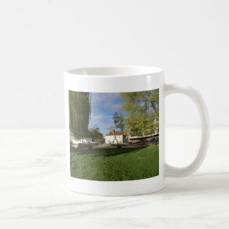 The Mill Pub and Mill Pond in Cambridge Coffee Mug