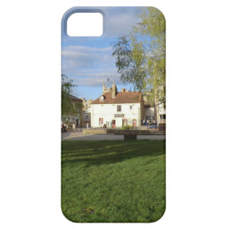 The Mill Pub and Mill Pond in Cambridge iPhone SE/5/5s Case