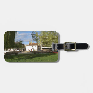 The Mill Pub and Mill Pond in Cambridge Luggage Tags