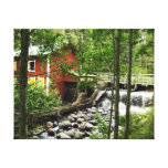The Mill Stretched Canvas Prints