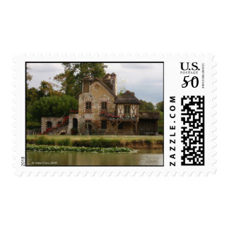 The Mill Versailles Postage Stamp