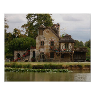 The Mill Versailles Print