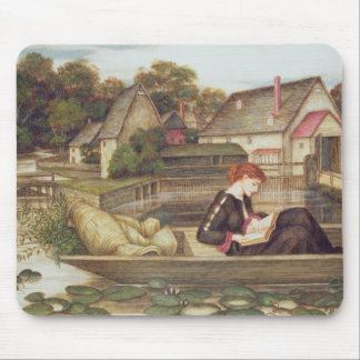 The Mill (w/c) Mouse Pad
