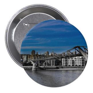 The Millennium Bridge Pin