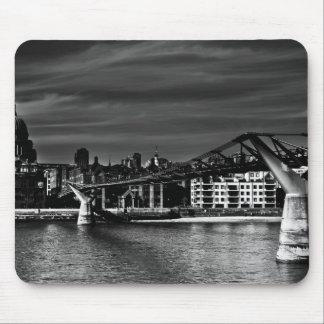 The Millennium Bridge Mouse Pad