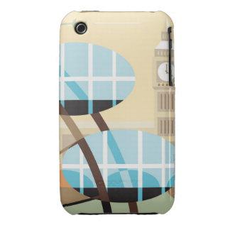 The Millennium Wheel iPhone 3 Case-Mate Case